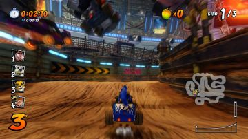 Immagine 0 del gioco Crash Team Racing Nitro Fueled per Xbox One