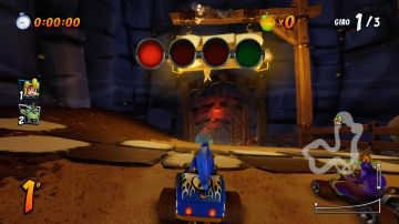 Immagine -3 del gioco Crash Team Racing Nitro Fueled per Nintendo Switch