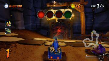 Immagine -4 del gioco Crash Team Racing Nitro Fueled per PlayStation 4