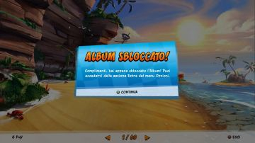 Immagine -8 del gioco Crash Team Racing Nitro Fueled per Xbox One