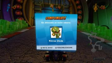 Immagine -1 del gioco Crash Team Racing Nitro Fueled per PlayStation 4