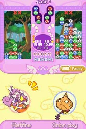 Immagine -1 del gioco Puyo Pop Fever per Nintendo DS