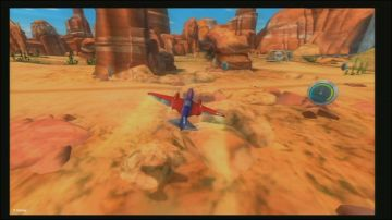 Immagine -2 del gioco Planes per Nintendo Wii