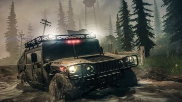 Immagine -4 del gioco Spintires: MudRunner - American Wilds Edition per PlayStation 4