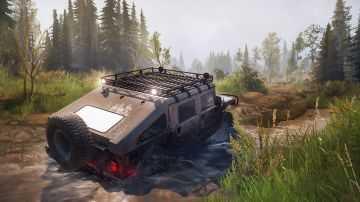 Immagine -5 del gioco Spintires: MudRunner - American Wilds Edition per PlayStation 4