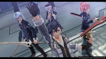 Immagine -2 del gioco The Legend of Heroes: Trails of Cold Steel III per PlayStation 4
