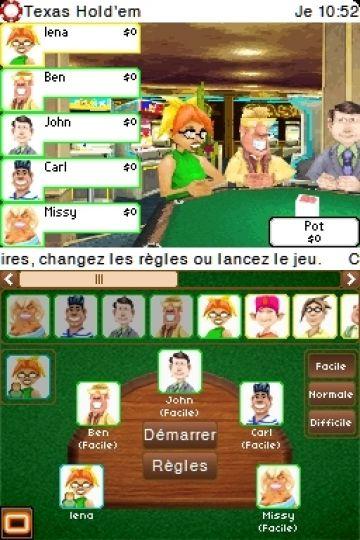 Immagine -3 del gioco Giochi di Carte - Classic Collection per Nintendo DS