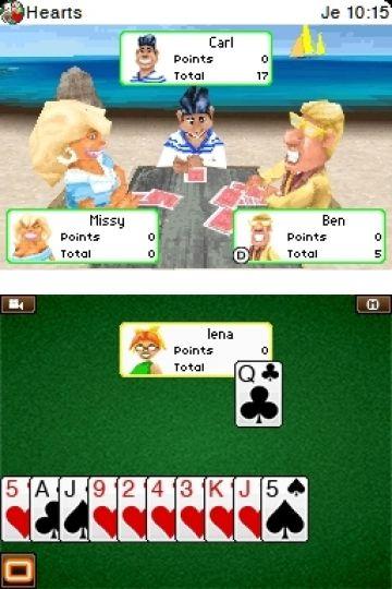 Immagine -2 del gioco Giochi di Carte - Classic Collection per Nintendo DS
