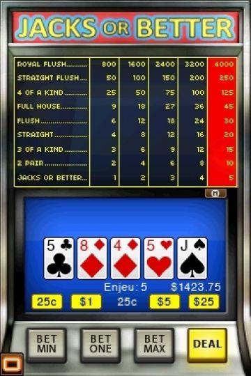 Immagine -1 del gioco Giochi di Carte - Classic Collection per Nintendo DS