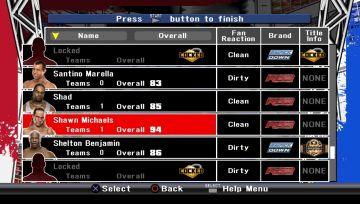 Immagine -5 del gioco WWE Smackdown vs. RAW 2009 per PlayStation 3