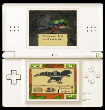 Immagine -1 del gioco Dinosaurs: Combattimenti fra Giganti per Nintendo DS