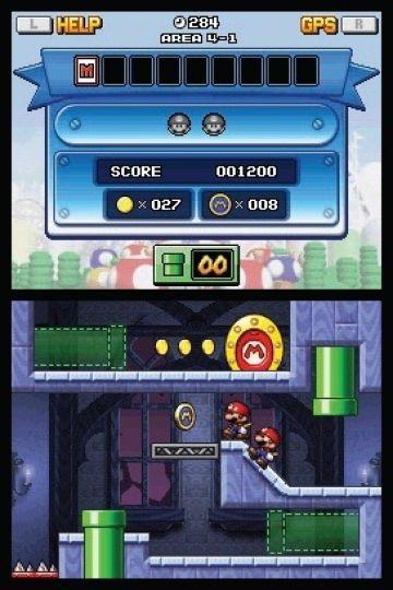 Immagine -5 del gioco Mario vs Donkey Kong: Mini-Land Mayhem! per Nintendo DS