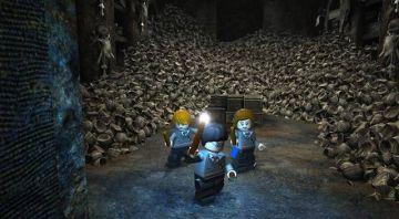 Immagine -5 del gioco LEGO Harry Potter: Anni 5-7 per Playstation PSP