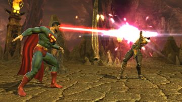 Immagine -2 del gioco Mortal Kombat Vs DC Universe per PlayStation 3