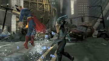 Immagine -1 del gioco Mortal Kombat Vs DC Universe per PlayStation 3