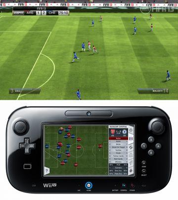 Immagine -3 del gioco FIFA 13 per Nintendo Wii U