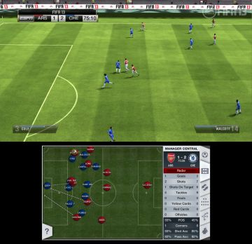 Immagine -2 del gioco FIFA 13 per Nintendo Wii U