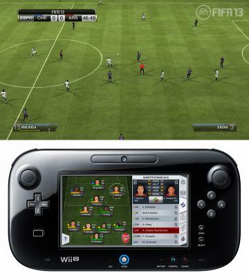 Immagine -1 del gioco FIFA 13 per Nintendo Wii U