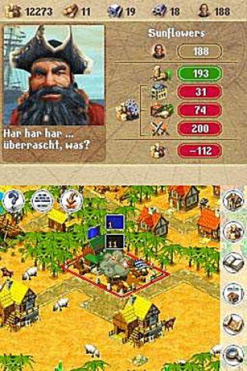 Immagine 0 del gioco Anno 1701 - Agli Albori delle Scoperte per Nintendo DS