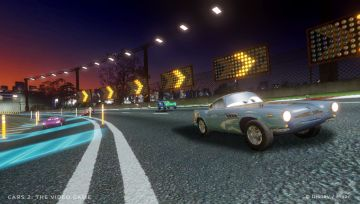 Immagine -5 del gioco Cars 2 per Xbox 360