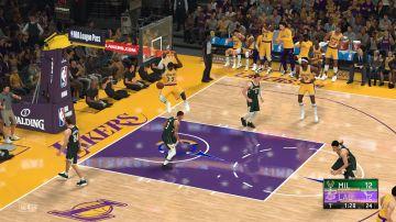 Immagine -5 del gioco NBA 2K21 per Xbox One
