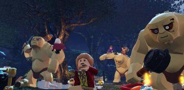 Immagine -3 del gioco LEGO Lo Hobbit per Nintendo Wii U