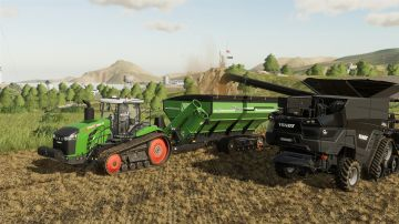 Immagine -4 del gioco Farming Simulator 19 per PlayStation 4