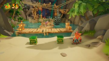 Immagine -1 del gioco Crash Bandicoot 4: It's About Time per PlayStation 4