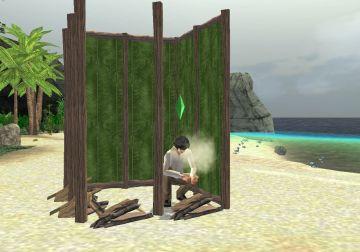 Immagine -4 del gioco The Sims 2: Island per Nintendo Wii