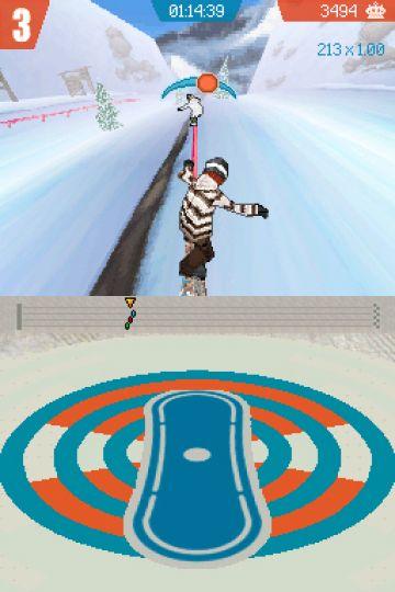 Immagine -5 del gioco Shaun White Snowboarding per Nintendo DS