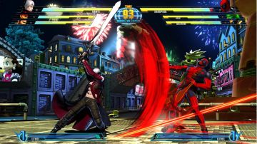 Immagine -2 del gioco Marvel vs. Capcom 3: Fate of Two Worlds per PlayStation 3