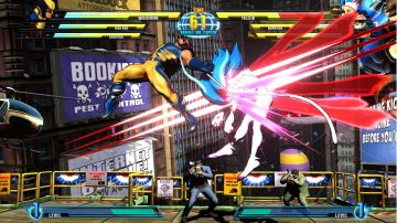 Immagine -1 del gioco Marvel vs. Capcom 3: Fate of Two Worlds per PlayStation 3