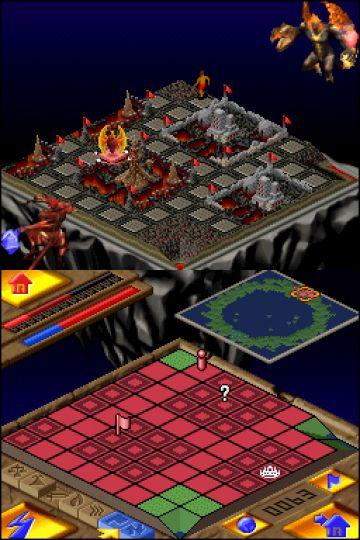 Immagine -5 del gioco Populous DS per Nintendo DS