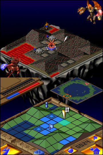 Immagine -4 del gioco Populous DS per Nintendo DS