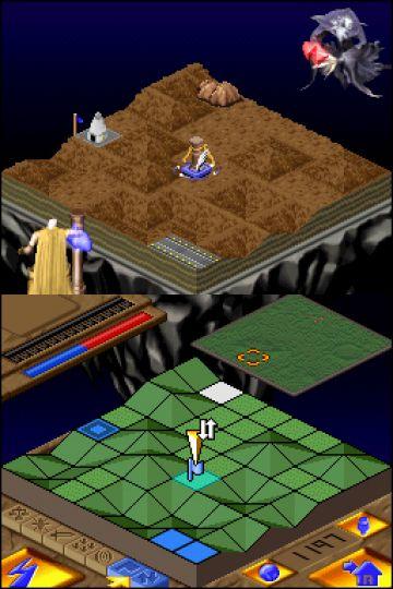 Immagine -3 del gioco Populous DS per Nintendo DS