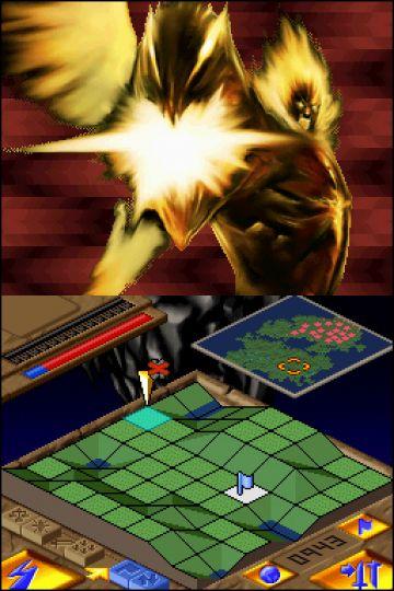 Immagine -2 del gioco Populous DS per Nintendo DS