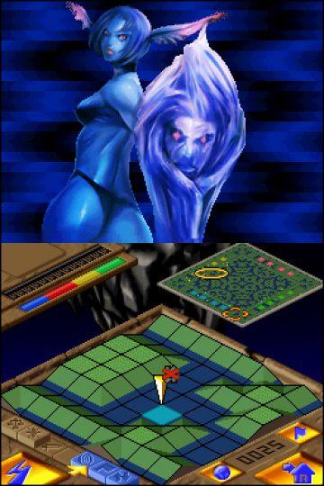 Immagine -1 del gioco Populous DS per Nintendo DS