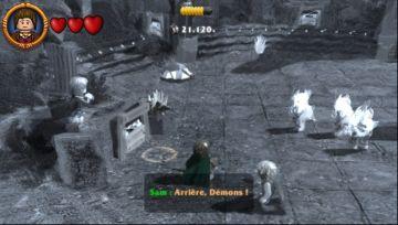 Immagine -3 del gioco LEGO Il Signore degli Anelli per PSVITA