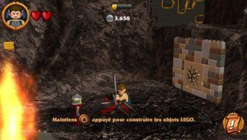 Immagine -1 del gioco LEGO Il Signore degli Anelli per PSVITA