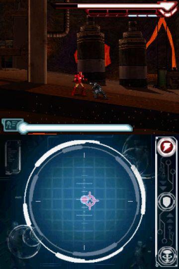 Immagine -1 del gioco Iron Man 2 per Nintendo DS