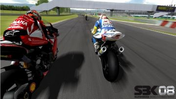 Immagine -1 del gioco SBK-08 Superbike World Championship per PlayStation PSP