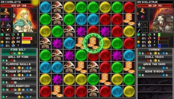 Immagine -4 del gioco Puzzle Quest: Challenge of the Warlords per Playstation PSP