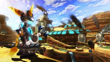 Immagine -5 del gioco Ratchet & Clank: A Spasso nel Tempo per Playstation 3