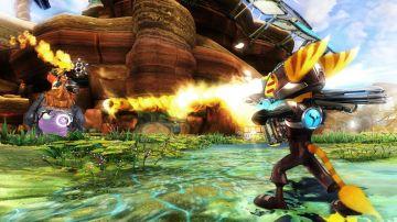 Immagine -4 del gioco Ratchet & Clank: A Spasso nel Tempo per Playstation 3