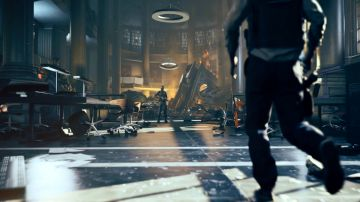 Immagine -5 del gioco Quantum Break per Xbox One