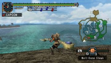 Immagine -5 del gioco Monster Hunter Freedom 2 per PlayStation PSP