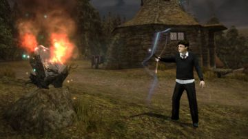 Immagine -3 del gioco Harry Potter e il Principe Mezzosangue per PlayStation 2