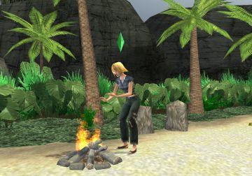 Immagine -2 del gioco The Sims 2: Island per Nintendo Wii