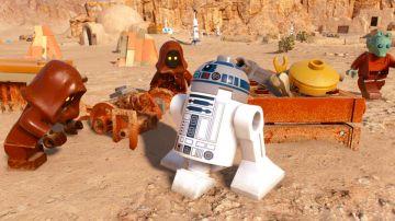 Immagine -4 del gioco LEGO Star Wars: La Saga Degli Skywalker per Nintendo Switch