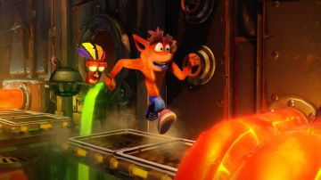 Immagine -4 del gioco Crash Bandicoot N. Sane Trilogy per Playstation 4